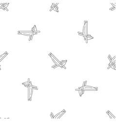 hammock outline vector images