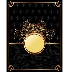 elegant invitation vector images over