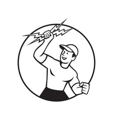 Power Lineman Vector Images (over 210)