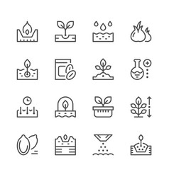 Plant Seed Icon Vector Images (over 27,000)