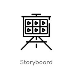 Storyboard Vector Images (over 720)