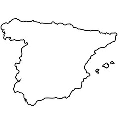Spain & Map Vector Images (over 2,800)