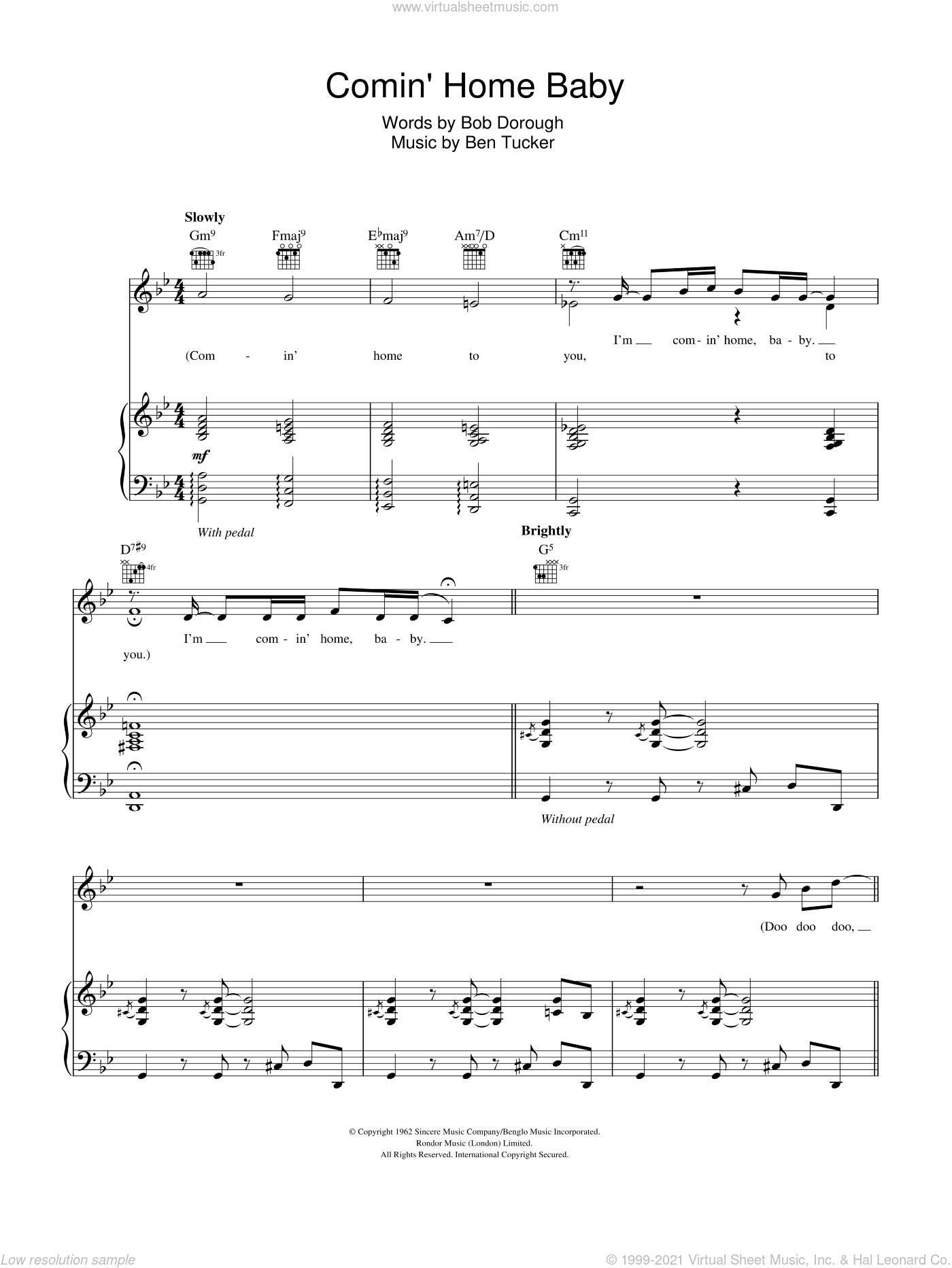 Ariehub: Michael Buble Home Sheet Music