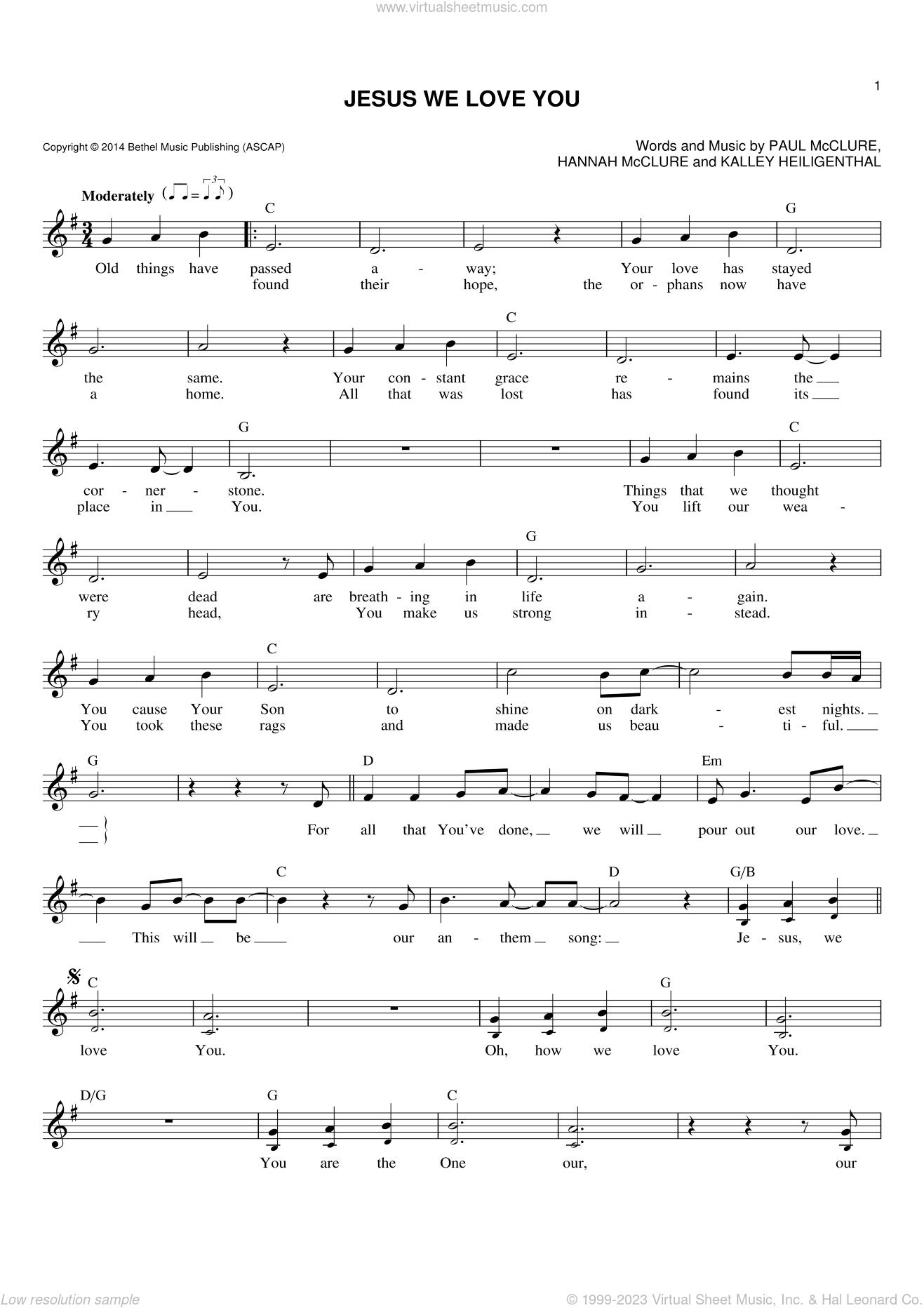Baby Jesus Baby Jesus I Love You Lyrics : jesus, lyrics, Music, Jesus, Sheet, (fake, Book), [PDF]