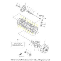OEM Yamaha Clutch Kits : Motorcycle Goodies