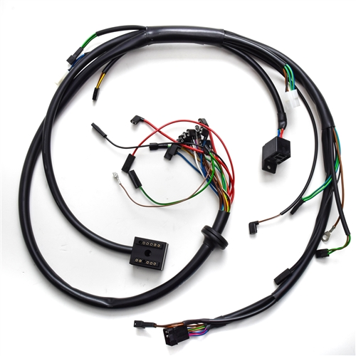 Chassis Wire Harness  BMW R Airhead ; 61 11 1 244 093  EnDuraLast Fits: BMW R80, R1007T