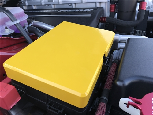 2010 Dodge Charger Fuse Box