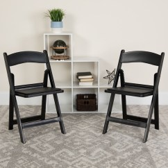 Big Folding Chairs Ergonomic Chair Online Enhance Your Event And Banquet Space With Tall Capacity Black Resin Vinyl Padded Seat Le L 1 Gg