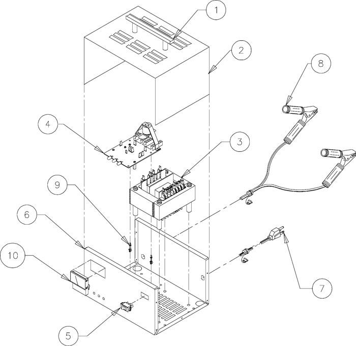 snap circuit parts
