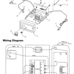 Boat Battery Disconnect Switch Wiring Diagram Hfc Network Schumacher Charger : 41 Images - Diagrams ...