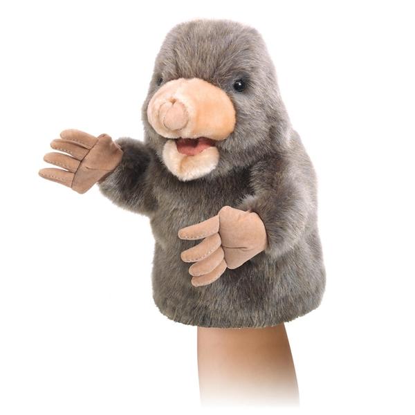 little mole hand puppet