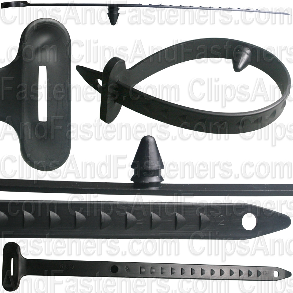 hight resolution of plastic locking wire harness for strap