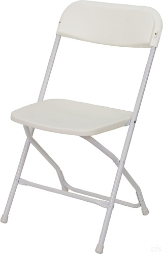 wholesale folding chairs winnie the pooh chair buy inexpensive georgia white plastic larger photo