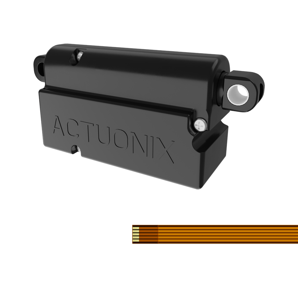 hight resolution of 6v electric micro linear actuator