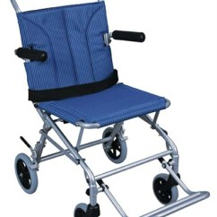 Transport Wheel Chair High On Light Weight Wheelchair Travel Sl18 Drive