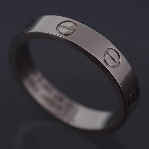 Cartier Love Ring Wedding Band