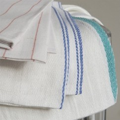 Kitchen Towels Bulk Table Light Fixtures Lint Free Herringbone Ragsco In