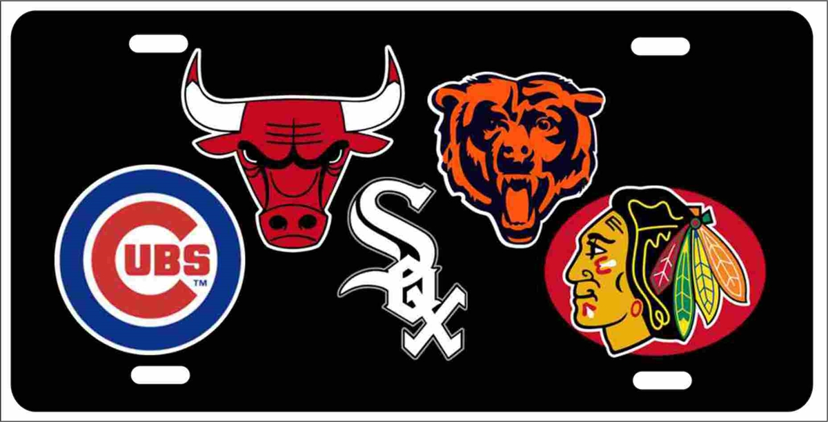 chicago sport team logos