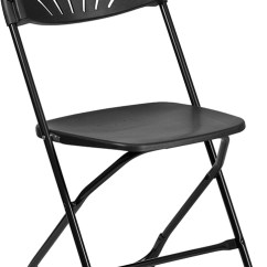 Wholesale Folding Chairs Theater Room Lounge Black Fan Back Chair Cheap Prices