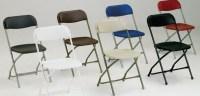 BULK ORDERS White Plastic Folding Chair - Cheap Plastic ...