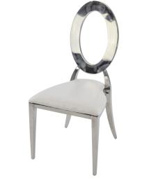 california steel chair king louis
