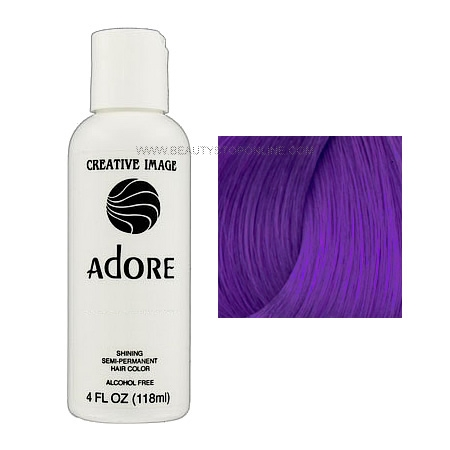 adore shining african violet 113