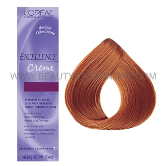 L Oreal Excellence Crème Dark Copper Golden Blonde 7 43