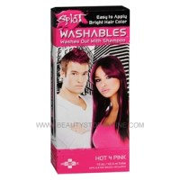Splat Hot 4 Pink, Washables Hair Color - Beauty Stop Online