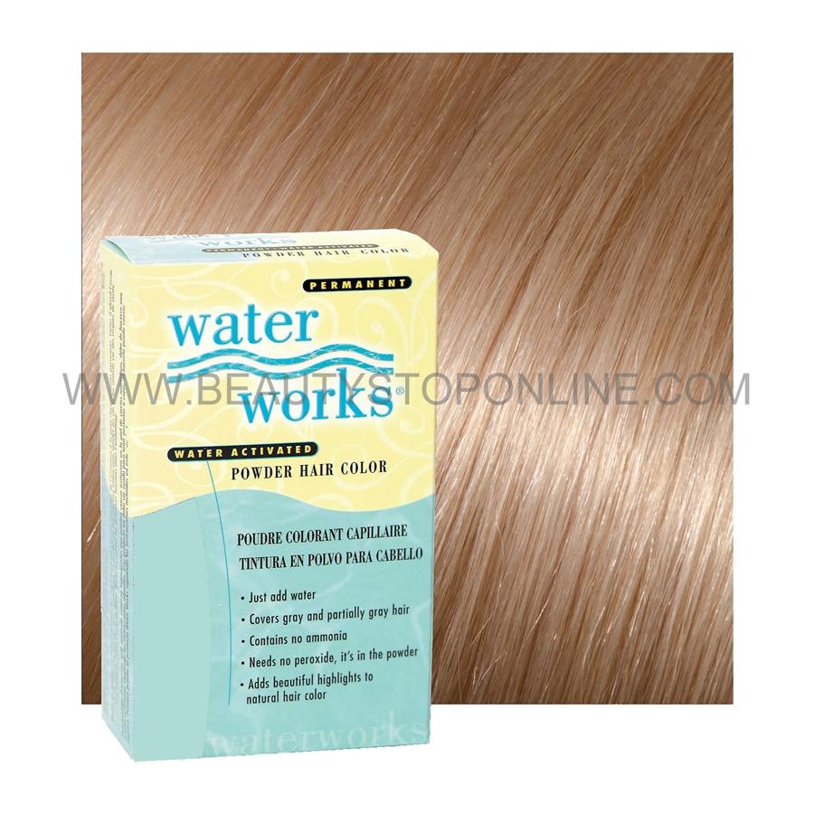 Powder Hair Dye