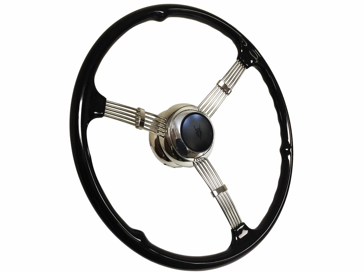 medium resolution of banjo steering wheel kit hot rod street rod f100 deluxe super