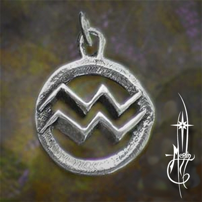 The Aquarius Amulet