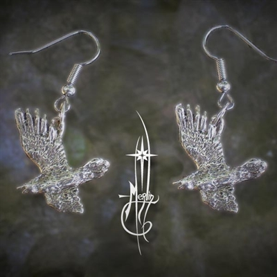 The Raven Earrings