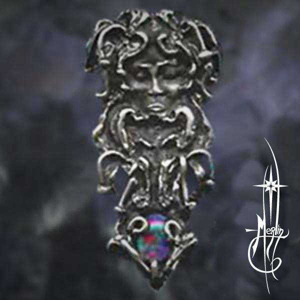 Oshun Amulet