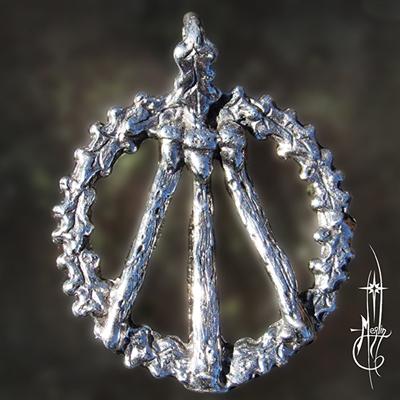 Small Awen Amulet