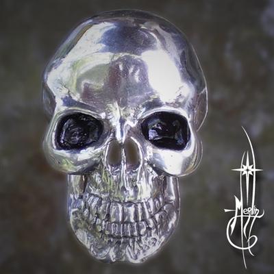Skull Money Clip