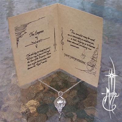 Tarot Prose Card ~ The Empress