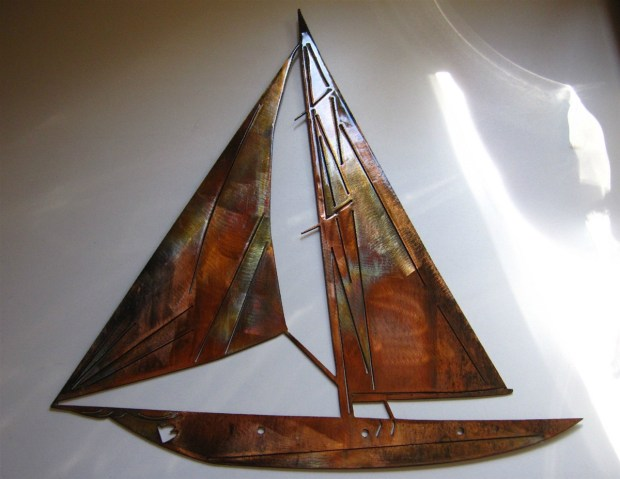 Sailboat Wall Decor - Home Design Ideas