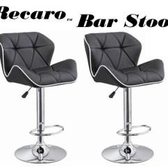48 High Back Outdoor Chair Cushions Chairs Under 50 Recaro Modern Adjustable Bar Stool - Set Of 2