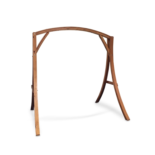 Cypress Wood Hammock Stand