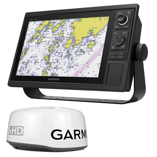 small resolution of garmin gpsmap 1242xsv keyed networking combo no transducer w gmr 18xhd bundle