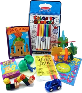 The Mini Travel Toys For 6 To 9 Year Old Boys Is A