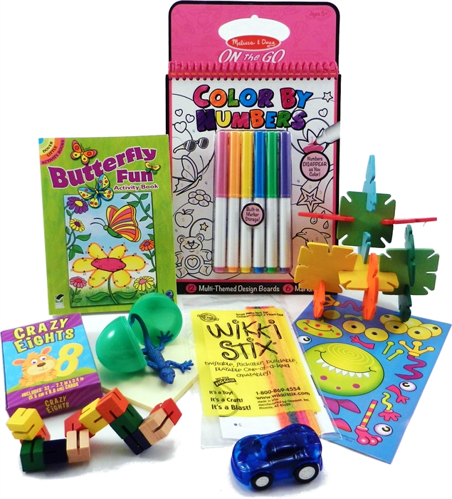 The Mini Travel Toys For 6 To 9 Year Old Girls Is A