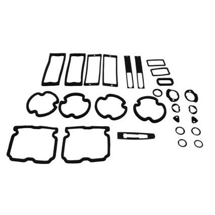 1971-72 Chevelle Paint Gasket Set