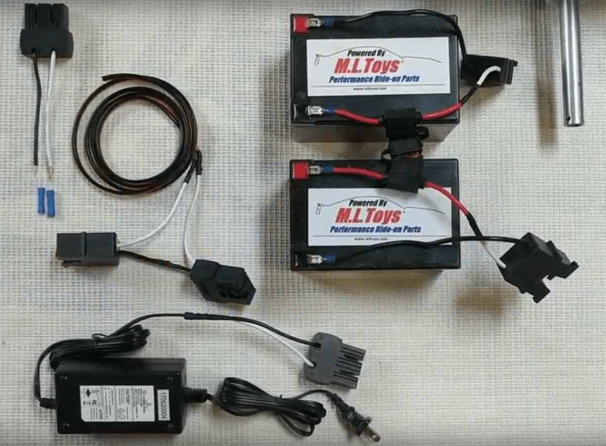 small resolution of 24 volt conversion for power wheels dune racer baja extreme v2 0 power wheels dune racer wiring harness