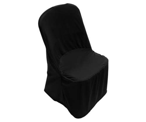 folding chair covers black crate and barrel outdoor dining chairs scuba cover slip high quality great universal 1 pack larger photo