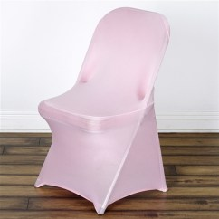Chair Covers For You Oversized Reclining Spandex Pink Folding Razatrade