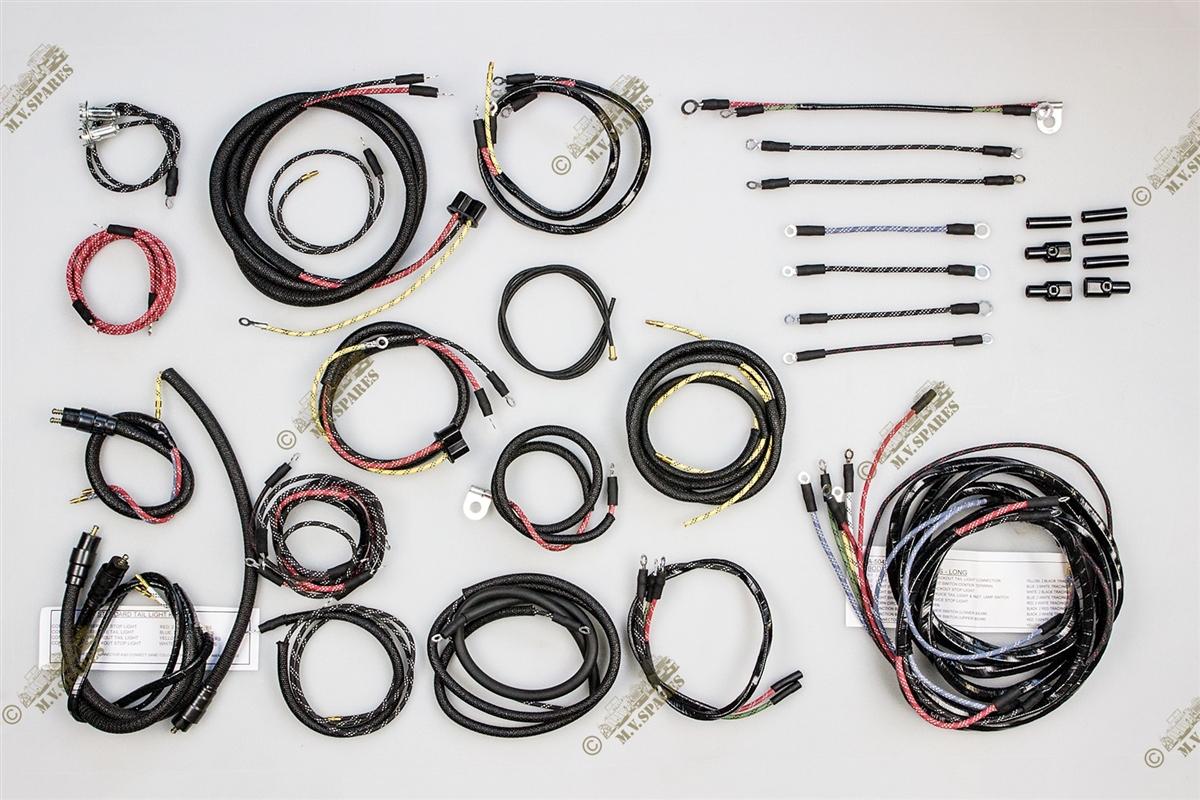 military wwii jeep mb gpw kit wiring late rotary light switch rh mvspares com jeep cj [ 1200 x 800 Pixel ]