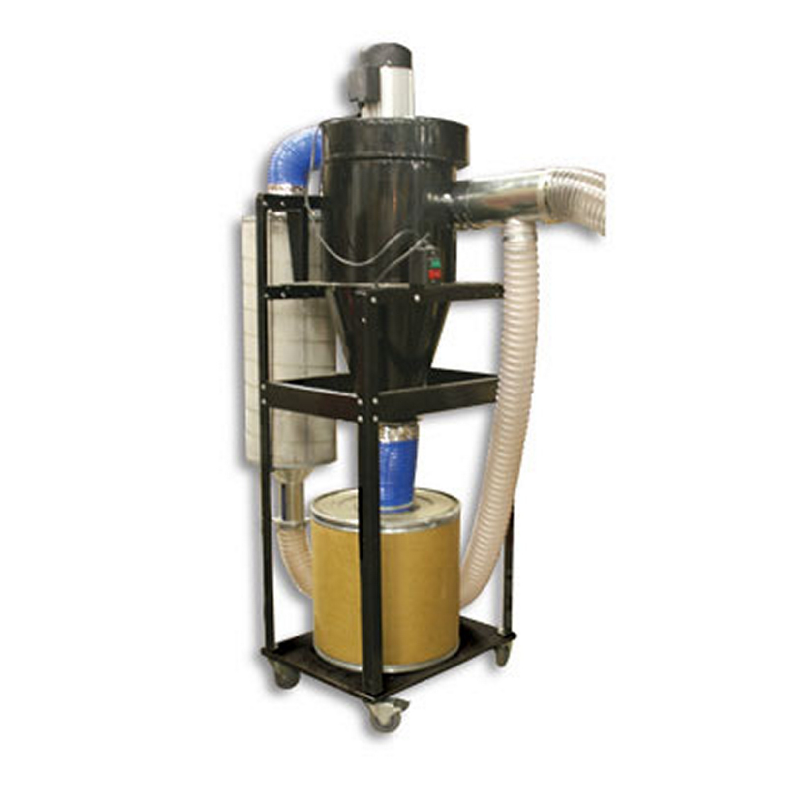 Tempest Portable 2hp Cyclone Dust Collector Item # Temp2pcx