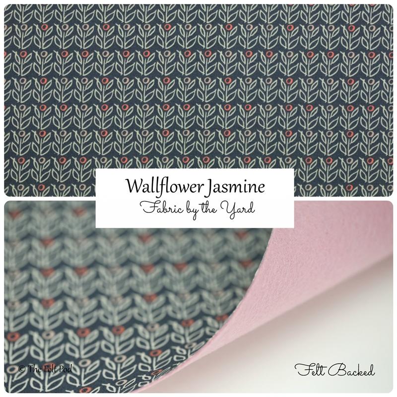 Wallflower Jasmine Art Fabrics Cha-51706