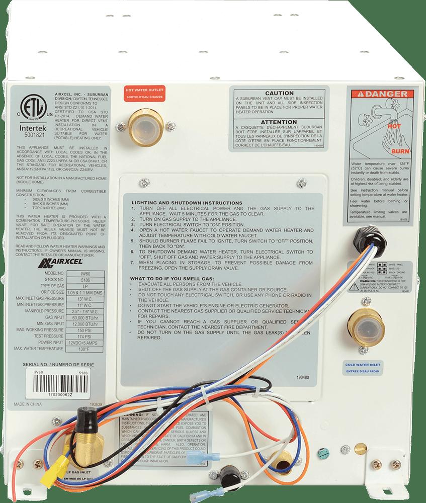 rv hot water heater plumbing diagram [ 847 x 1000 Pixel ]